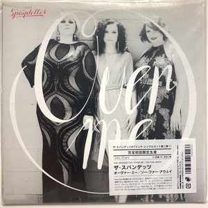 THE SPANDETTES『 OVER ME 』