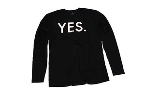 YES. MADNESS L/S TEE