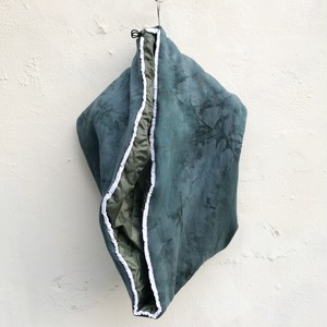 VAST222 ×0658 reversible snood  Green