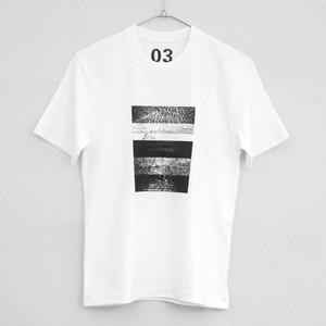 type A / シルクプリントTシャツ・カットソー
