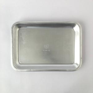アルミニウムのトレイ|Aluminium Tray