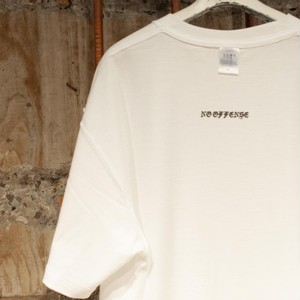 BELLRINGER【ベルリンガー】Reversible T-shirt(S/S) (WHITE)