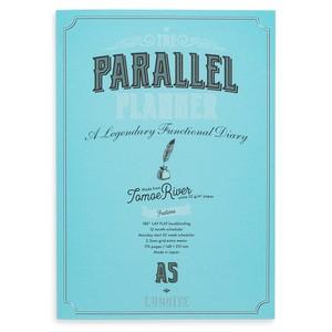A5 パラレルプランナー ファンクションノートPRO/NOTE-A5FPR-24