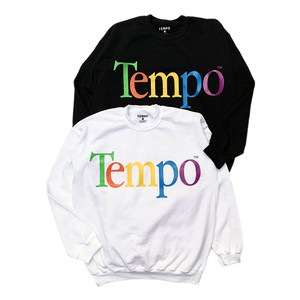 TEMPO / Think different Crewneck