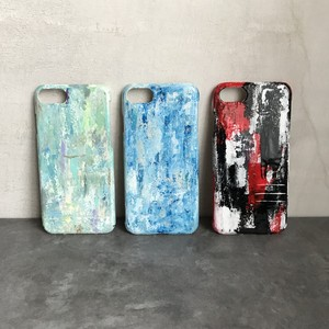iPhone 7/7s/8 paint case【kannnna】