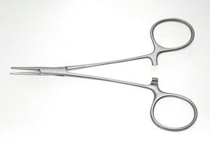 動物用デリケートモスキート鉗子(直型)11cm