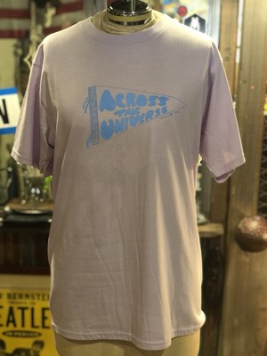 across the universe  オリジナル・Tシャツ the pennant