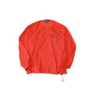 HENLEY NYLON JACKET【ORANGE】