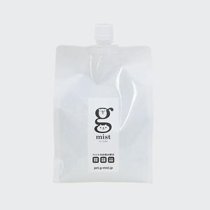 <ペット用>便利でお得な『ジーミスト / g-mist』1リットル/1000ml