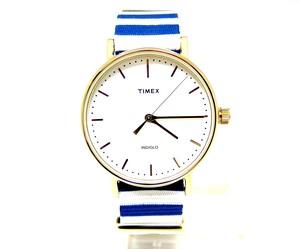 【TIMEX】 ウィークエンダーフェアフィールド(ナイロンベルト37mm)