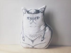 cat クッション