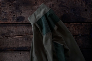 BELGIUM ARMY / FLEECE JACKET