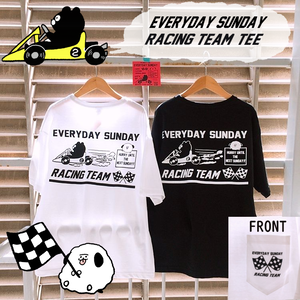 EVERYDAY SUNDAY RACING TEAM TEE(エブサンレーシングT)