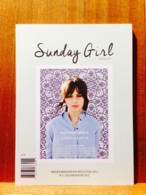 洋雑誌】 Sunday Girl Magazine 創刊号