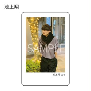 男劇団 青山表参道X 37card(池上翔)