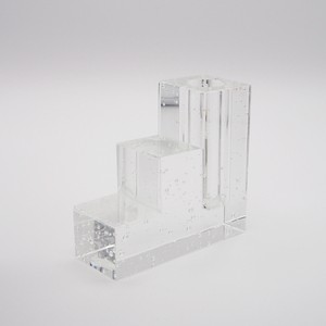 Bubble Glass Object Stairs - ferm living/一輪挿し