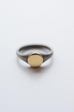 ROOCH 「Signet ring」 (円形)