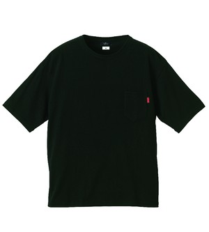 YESKNOW - Big Silhouette Pocket tee