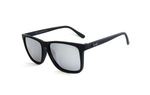 DANG SHADES RECOIL Black x Chrome Mirror Polarized