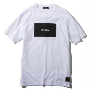 Subciety RATIO S/S / サブサエティ Tシャツ / 105-40079