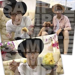 【小林】「こばやしのお茶会9」ブロマイドセットC