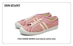 INN-STANT SUEDE SHOES #303