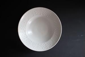 前田麻美|イッチン鉢 白