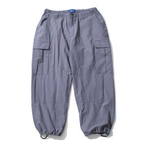 WIDE CARGO PANTS【GREY】