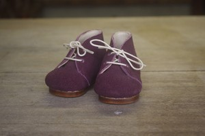 memorial shoes (PURPLE)