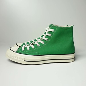 Convers 1970s Chuck Taylor All Star Canvas  HI GREEN