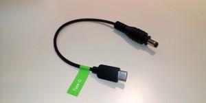 【街角充電屋さん】USB Type-C コネクタ(MJ-04F / MJ-05C)
