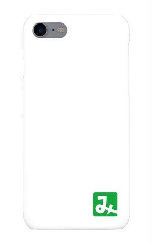 スマホンケース:A(iphone7)グリーン