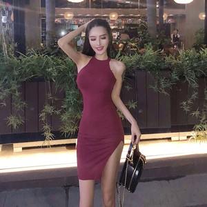 【ワンピース】美人感アップファッション気質満点セクシーワンピース19544207