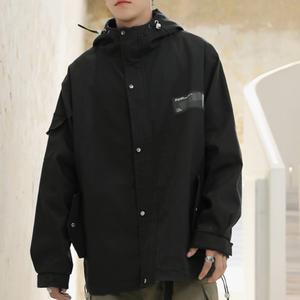 Oversize mods coat LD0279