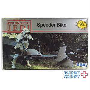 mpc スター・ウォーズ スピーダー バイク モデルキット プラモデル