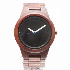 Pono Woodworks Koa Solid Wood Watch【ポノ ウッドワークス】ソリッド コア ウッド ウォッチ