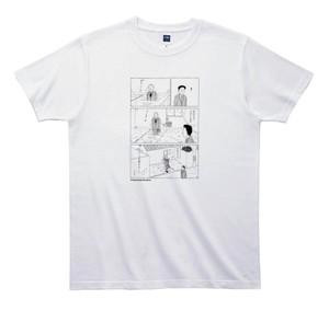 《和田ラヂヲTシャツ》TW009/ となりの玄関