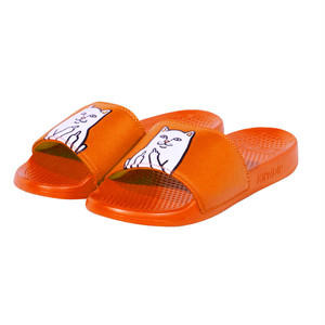 RIPNDIP Lord Nermal Slides(Safety Orange)