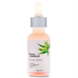 InstaNatural, レチノール美容液,  Anti Wrinkle Anti Aging Facial Serum1 fl oz (30 ml)