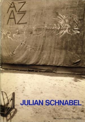 Julian Schnabel oeuvres 1975-1986