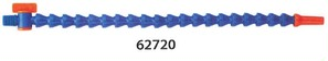 """62720 汎用クーラントホース 1/4"""" 33cmホースキット"""