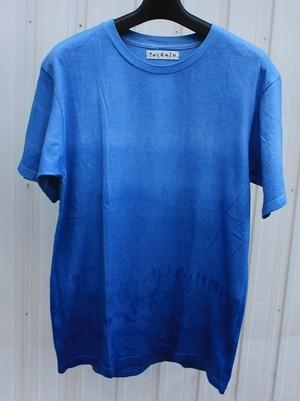 あまべ藍 半袖Tシャツ Mサイズ