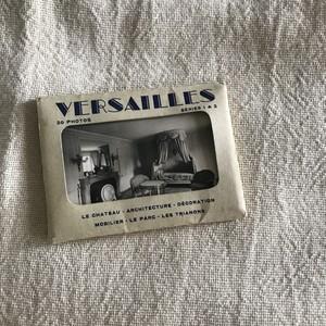 ベルサイユのモノクロ写真20枚セット