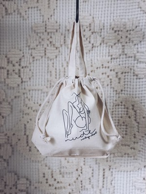 "【予約商品】""nude"" Original Cotton Porch"