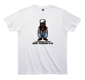 《山本周司Tシャツ》TY016/ A STRANGE ARTIST