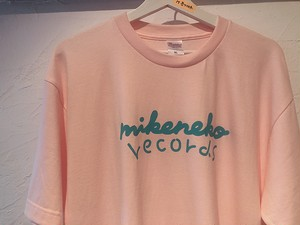 mikeneko records  Tシャツ