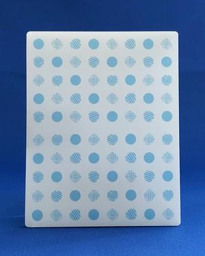 抗菌マスクケースミニ(LIMEX製)水玉
