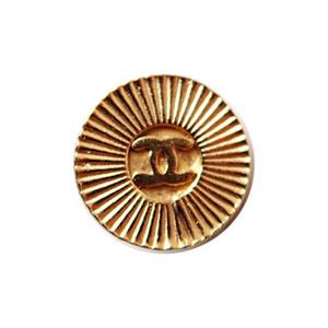 【VINTAGE CHANEL BUTTON】ゴールド ココマーク ボタン