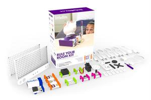 littleBits RULE YOUR ROOM KIT リトルビッツ ルールユアルームキット【国内正規品】
