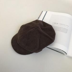 76. corduroy casquette
